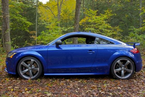 2012 Audi TT RS: First Drive featured image large thumb3