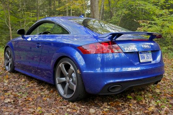 2012 Audi TT RS: First Drive featured image large thumb4