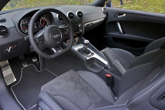 2012 Audi TT RS: First Drive featured image large thumb9