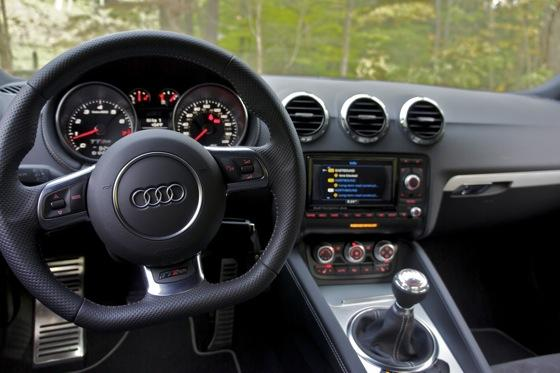 2012 Audi TT RS: First Drive featured image large thumb10