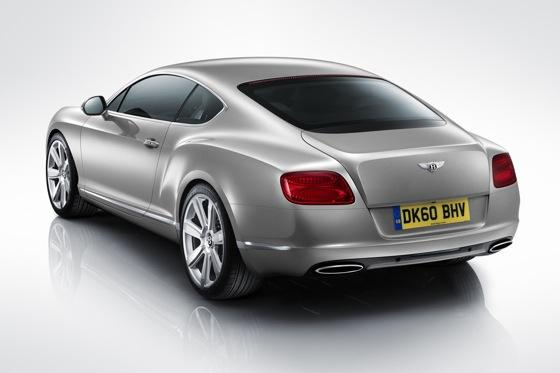 2012 Bentley Continental GT: First Drive featured image large thumb2
