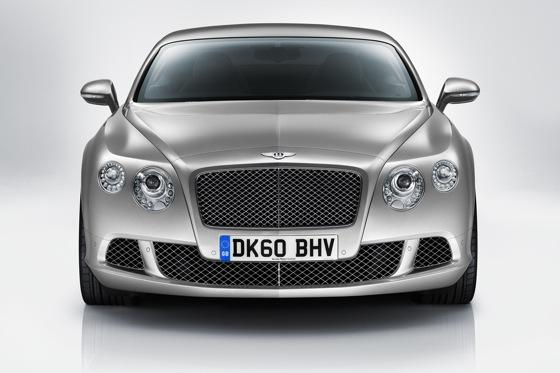 2012 Bentley Continental GT: First Drive featured image large thumb3