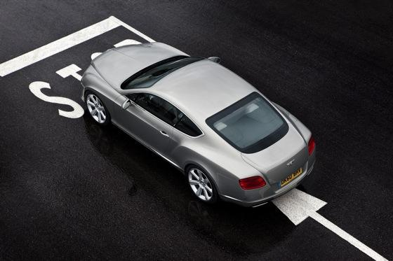 2012 Bentley Continental GT: First Drive featured image large thumb9