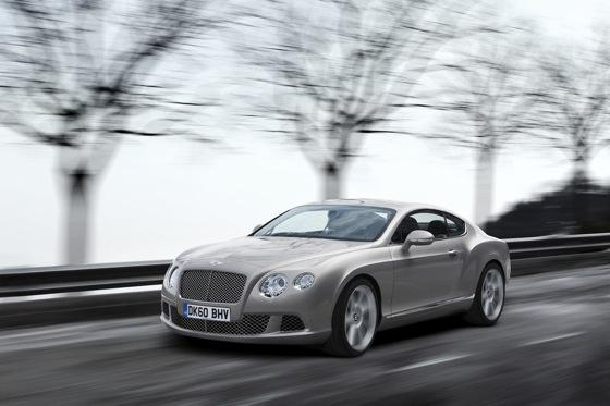 2012 Bentley Continental GT: First Drive featured image large thumb12