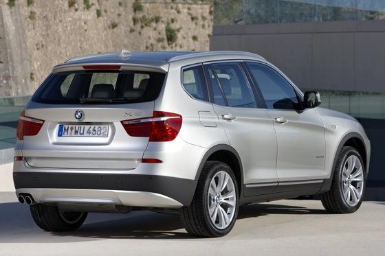 2011 BMW X3 - New Car Review featured image large thumb2