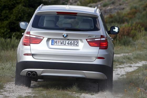 2011 BMW X3 - New Car Review featured image large thumb13