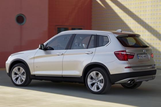 2011 BMW X3 - New Car Review featured image large thumb14