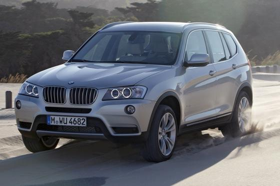 2011 BMW X3 - New Car Review featured image large thumb8