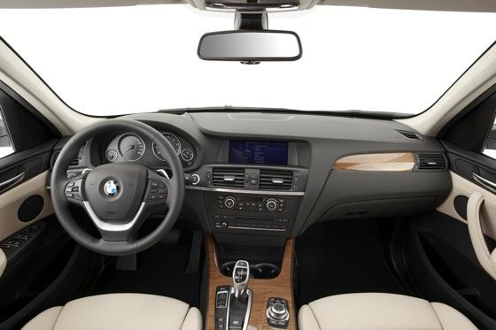 2011 BMW X3 - New Car Review featured image large thumb21