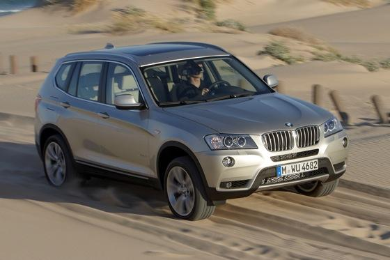 2011 BMW X3 - New Car Review featured image large thumb7