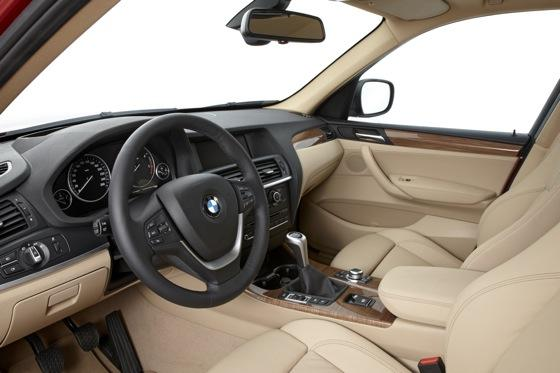 2011 BMW X3 - New Car Review featured image large thumb23