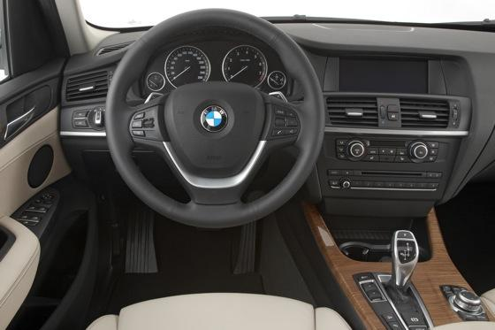2011 BMW X3 - New Car Review featured image large thumb20