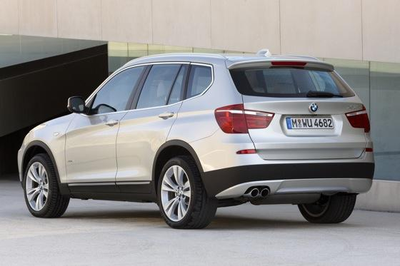 2011 BMW X3 - New Car Review featured image large thumb4