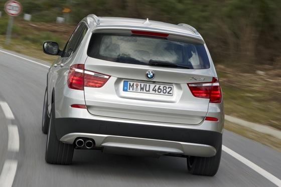 2011 BMW X3 - New Car Review featured image large thumb11