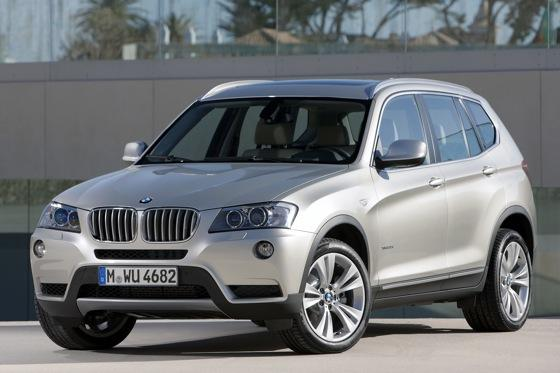 2011 BMW X3 - New Car Review featured image large thumb0
