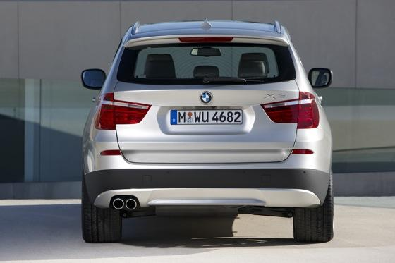 2011 BMW X3 - New Car Review featured image large thumb3