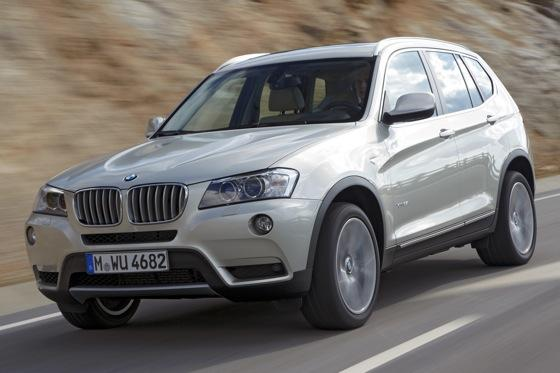 2011 BMW X3 - New Car Review featured image large thumb5