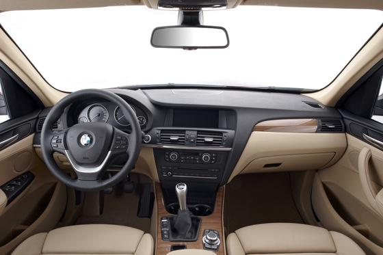 2011 BMW X3 - New Car Review featured image large thumb22