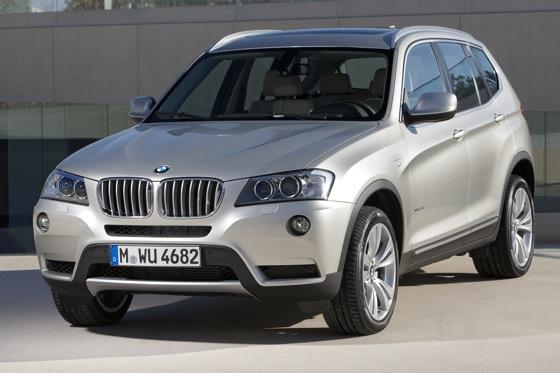 2011 BMW X3 - New Car Review featured image large thumb1