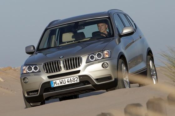 2011 BMW X3 - New Car Review featured image large thumb6