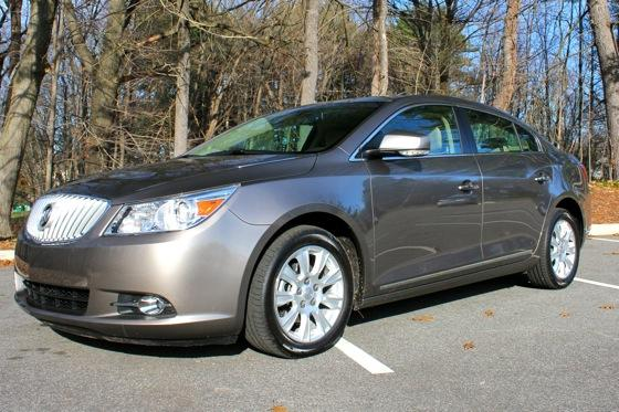 2013 Buick LaCrosse: New Car Review featured image large thumb0