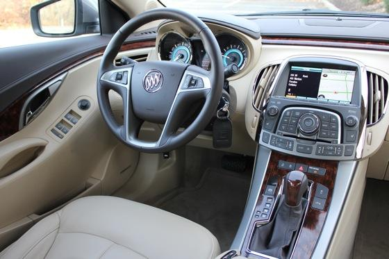 2013 Buick LaCrosse: New Car Review featured image large thumb18