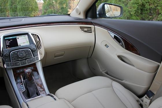 2013 Buick LaCrosse: New Car Review featured image large thumb19