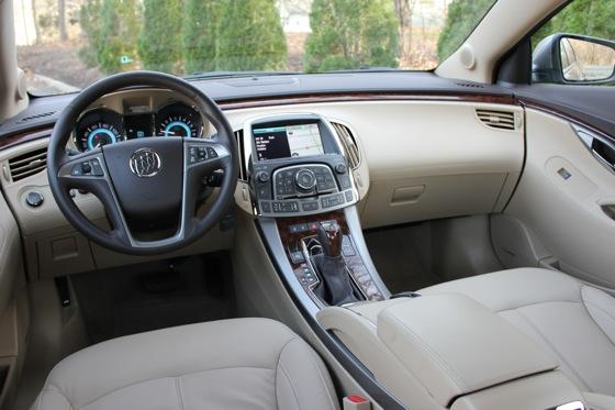 2013 Buick LaCrosse: New Car Review featured image large thumb20
