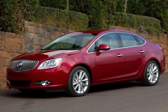 2012 buick verano new car review autotrader. Black Bedroom Furniture Sets. Home Design Ideas
