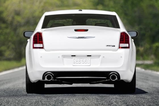 2012 Chrysler 300 SRT8 - First Drive featured image large thumb2
