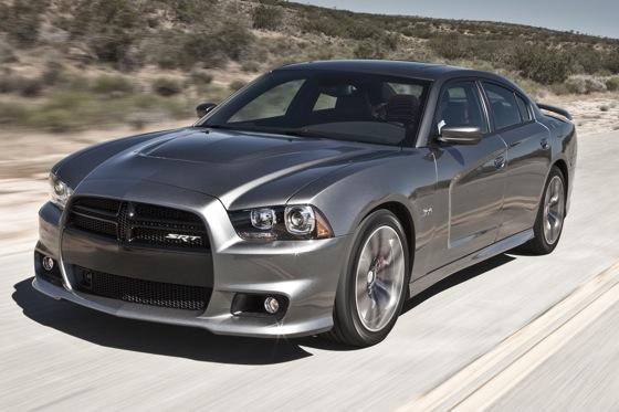 2012 Dodge Charger SRT8 - First Drive featured image large thumb1