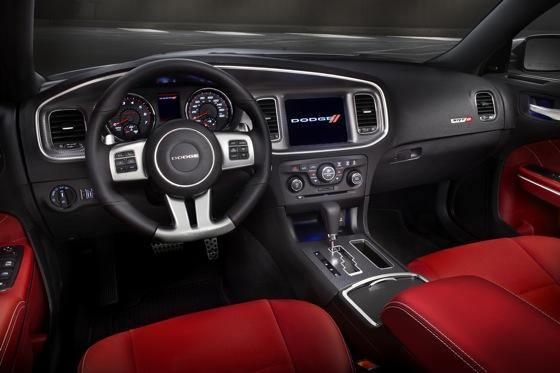 2012 Dodge Charger SRT8 - First Drive featured image large thumb4