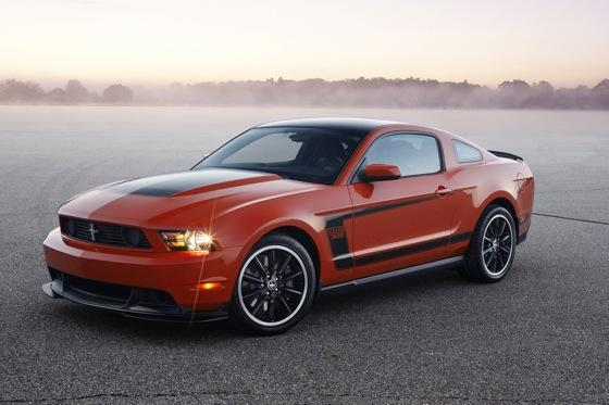 2012 Ford Mustang Boss 302 - New Car Review featured image large thumb0