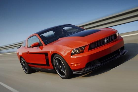 2012 Ford Mustang Boss 302 - New Car Review featured image large thumb4