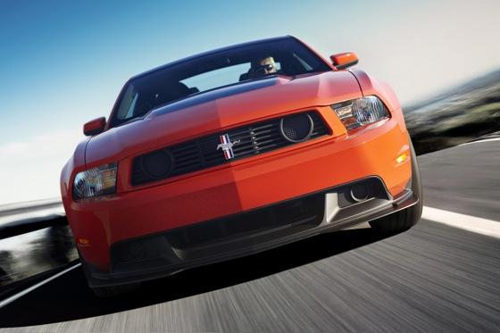 2012 Ford Mustang Boss 302 - New Car Review featured image large thumb5