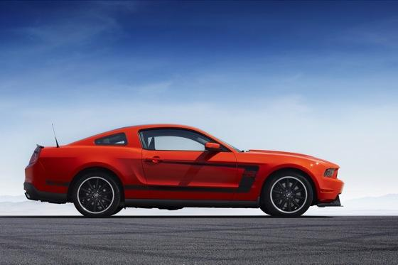 2012 Ford Mustang Boss 302 - New Car Review featured image large thumb6