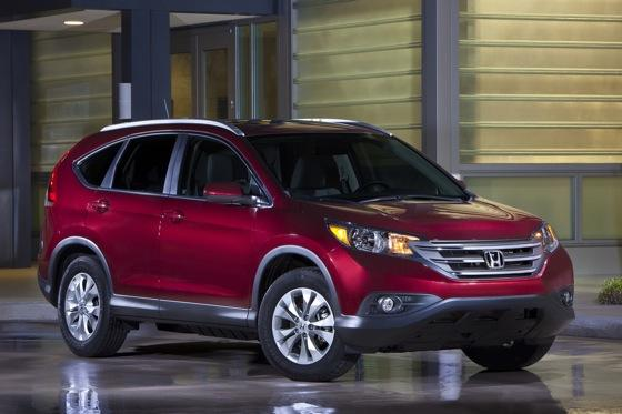 2012 Honda CR-V: First Drive featured image large thumb0