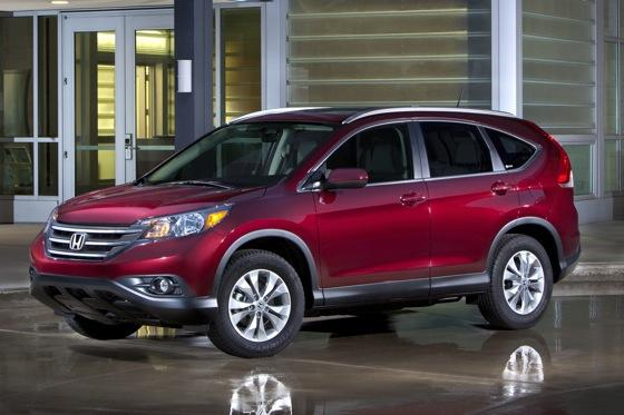 2012 Honda CR-V: First Drive featured image large thumb1