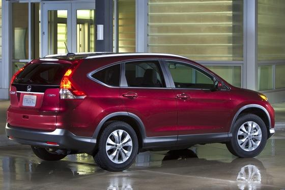 2012 Honda CR-V: First Drive featured image large thumb2