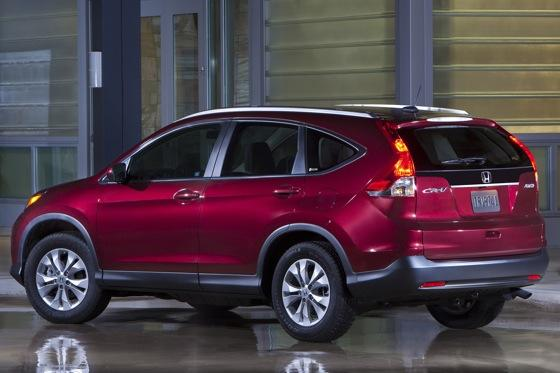 2012 Honda CR-V: First Drive featured image large thumb3