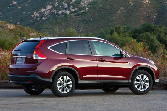 2012 Honda CR-V: First Drive featured image large thumb4