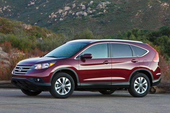 2012 Honda CR-V: First Drive featured image large thumb5