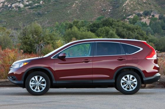 2012 Honda CR-V: First Drive featured image large thumb7