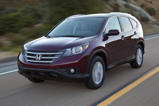 2012 Honda CR-V: First Drive featured image large thumb13