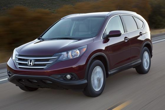 2012 Honda CR-V: First Drive featured image large thumb14
