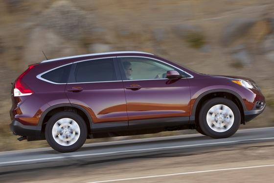 2012 Honda CR-V: First Drive featured image large thumb15
