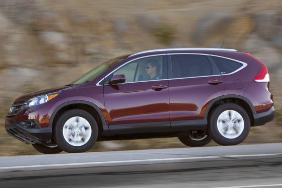 2012 Honda CR-V: First Drive featured image large thumb16