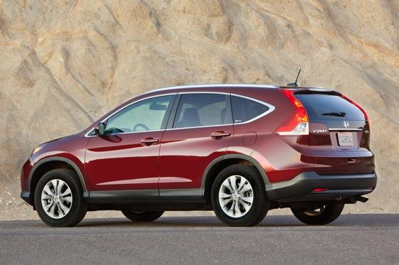 2012 Honda CR-V: First Drive featured image large thumb17