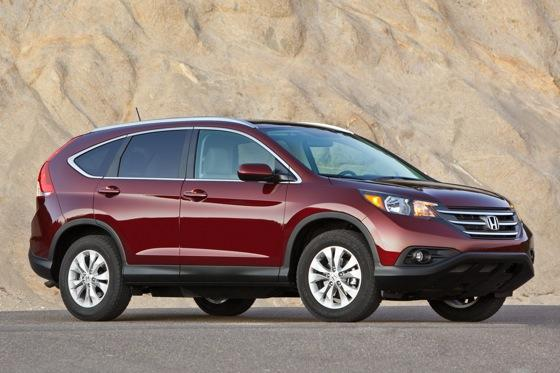 2012 Honda CR-V: First Drive featured image large thumb18