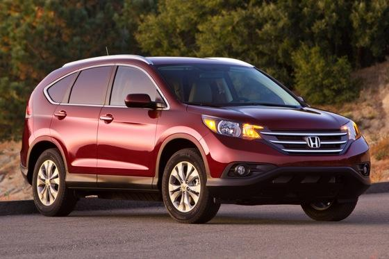 2012 Honda CR-V: First Drive featured image large thumb19